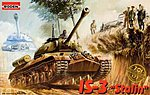 IS-3 Stalin Tank -- Plastic Model Tank Kit -- 1/72 Scale -- #rd0701