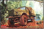 KRAZ-214B TRUCK -- Diecast Military Model Trucks, Planes, Tank -- 1/35 scale -- #rd0804