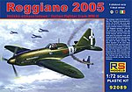 Reggiane Re2005 WWII Fighter -- Plastic Model Airplane Kit -- 1/72 Scale -- #92089