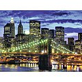 Skyline New York City 1500pcs -- Jigsaw Puzzle Over 1000 Piece -- #16272