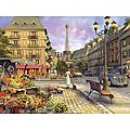 Vintage Paris 1500pcs -- Jigsaw Puzzle Over 1000 Piece -- #16309