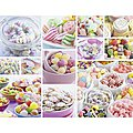 Sweets 2000pcs -- Jigsaw Puzzle Over 1000 Piece -- #16688