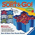 Puzzle Sort & Go -- Jigsaw Puzzle Glue Mat Accessory -- #17930