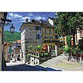 In Piedmont Italy 1000pcs -- Jigsaw Puzzle 600-1000 Piece -- #19427