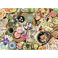Vintage Collage 1000pcs -- Jigsaw Puzzle 600-1000 Piece -- #19586