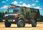 Unimog -- Plastic Model Military Vehicle Kit -- 1/35 Scale -- #03082