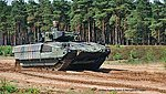 SPz Puma -- Plastic Model Military Vehicle Kit -- 1/35 Scale -- #03096