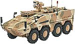 GTK Boxer (GTFZ A1) -- Plastic Model Military Vehicle Kit -- 1/72 Scale -- #03198