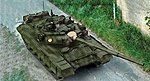 Russian Battle Tank T-90A -- Plastic Model Military Vehicle Kit -- 1/72 Scale -- #03301