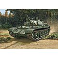 T-55A -- Plastic Model Military Vehicle Kit -- 1/72 Scale -- #03304