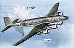 Focke Wulf FW200 C-5/C-8 Condor -- Plastic Model Airplane Kit -- 1/72 Scale -- #04387