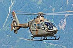 Eurocopter EC-635 Military -- Plastic Model Helicopter Kit -- 1/72 Scale -- #04647