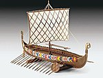 Viking Sailing Ship -- Plastic Model Kit -- 1/50 Scale -- #05403