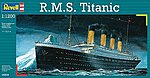 RMS Titanic -- Plastic Model Commercial Ship Kit -- 1/1200 Scale -- #05804
