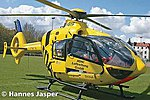 EC 135 ADAC -- Snap Tite Plastic Model Aircraft Kit -- 1/72 Scale -- #06598