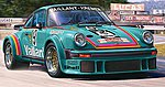 Porsche 934 RSR Vaillant -- Plastic Model Car Kit -- 1/24 Scale -- #07032