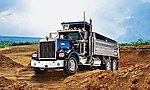 Kenworth Dump Truck -- Plastic Model Vehicle Kit -- 1/24 Scale -- #07406