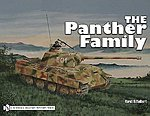 Panther Family -- Authentic Scale Tank Vehicle Book -- #2029