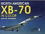 North American XB70 in Color
