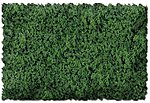 Scenic Foams & Ground Textures Grass Green -- Model Railroad Ground Cover -- #806b