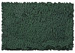 Scenic Foams & Ground Textures Fine Hazy Green -- Model Railroad Ground Cover -- #817b