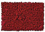Flock & Turf Coarse Red Autumn -- Model Railroad Ground Cover -- #879b