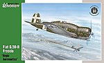 Fiat G50II Freccia Regia Aeronautica WWII Fighter -- Plastic Model Airplane Kit -- 1/32 -- #32061
