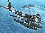 Henkel He115 Fighter (New Tool) -- Plastic Model Airplane Kit -- 1/48 Scale -- #48110