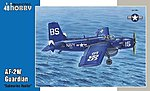 AF2W Guardian Submarine Hunter Bomber (New Tool) -- Plastic Model Airplane Kit -- 1/48 -- #48158