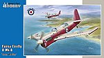 Fairey Firefly U Mk 8 Drone Version Aircraft -- Plastic Model Airplane Kit -- 1/48 Scale -- #48166