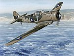 WWII CAC CA9 Wirraway Trainer Aircraft -- Plastic Model Airplane Kit -- 1/72 Scale -- #72194
