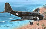 B18 Bolo WWII Service Bomber -- Plastic Model Airplane Kit -- 1/72 Scale -- #72265