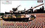T80UD Russian Tank -- Plastic Model Tank Kit -- 1/35 Scale -- #201