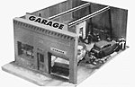 The Country Garage Kit - HO-Scale