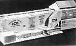 Meltnick's Ice Station - HO-Scale