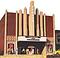 Art Deco Movie Theatre - HO-Scale