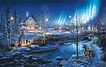 All is Bright 1000pcs -- Jigsaw Puzzle 600-1000 Piece -- #28464