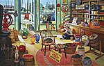 Russel's General Store 550pcs -- Jigsaw Puzzle 0-599 Piece -- #37475