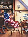 Betsy's Flag 500pcs -- Jigsaw Puzzle 0-599 Piece -- #39151