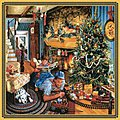 Fathers Christmas Train 500pcs -- Jigsaw Puzzle 0-599 Piece -- #61024