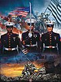 The Few And The Proud 1000pcs -- Jigsaw Puzzle 1000 Piece -- #69029