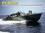 PT Boats in Action -- Authentic Scale Model Boat Book -- #14034