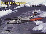 F-89 Scorpion Walk Around -- Authentic Scale Model Airplane Book -- #5561