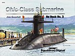 Ohio Class SSBN On Deck -- Authentic Scale Model Boat Book -- #5603