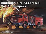 American Fire Apparatus Vol. 1 Pumpers -- Authentic Scale Tank Vehicle Book -- #6401
