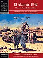 El Alamein 1942 -- Military History Book -- #7003