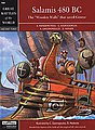 The Naval Battle of Salamis -- Military History Book -- #7004