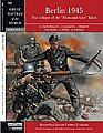 The Battle of Berlin 1945 -- Military History Book -- #7005