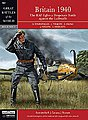 Britain 1940 UK Vs Luftwaffe -- Military History Book -- #7007