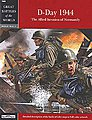 D-Day 1944 -- Military History Book -- #7008
